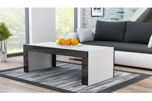 Table basse Spider Blanc