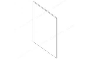 Porte 60 cm - Infinity