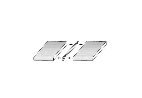baguette jonction 28 mm dusine. Black Bedroom Furniture Sets. Home Design Ideas