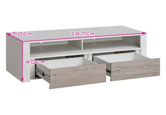 DUNE - 147cm - 1 élément