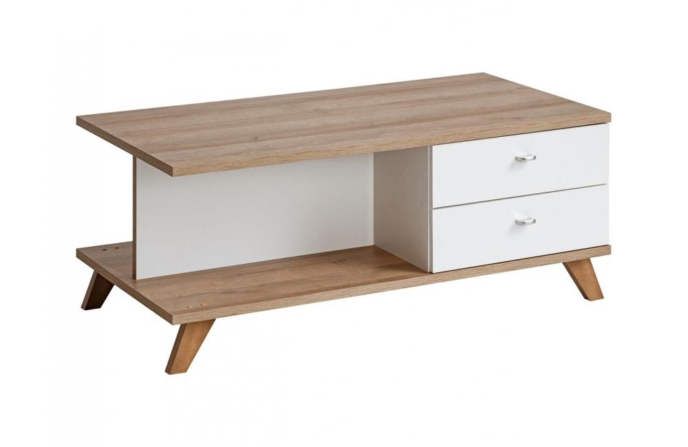 Meuble Salon Tv Table Basse Sweden 1 Element Dusine