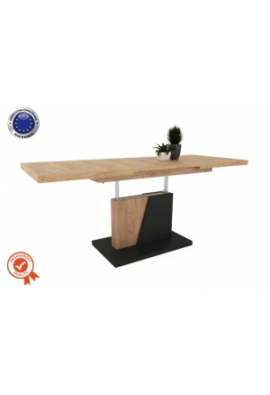 CHOPIN TABLE BASSE RELEVABLE ET EXTENSIBLE