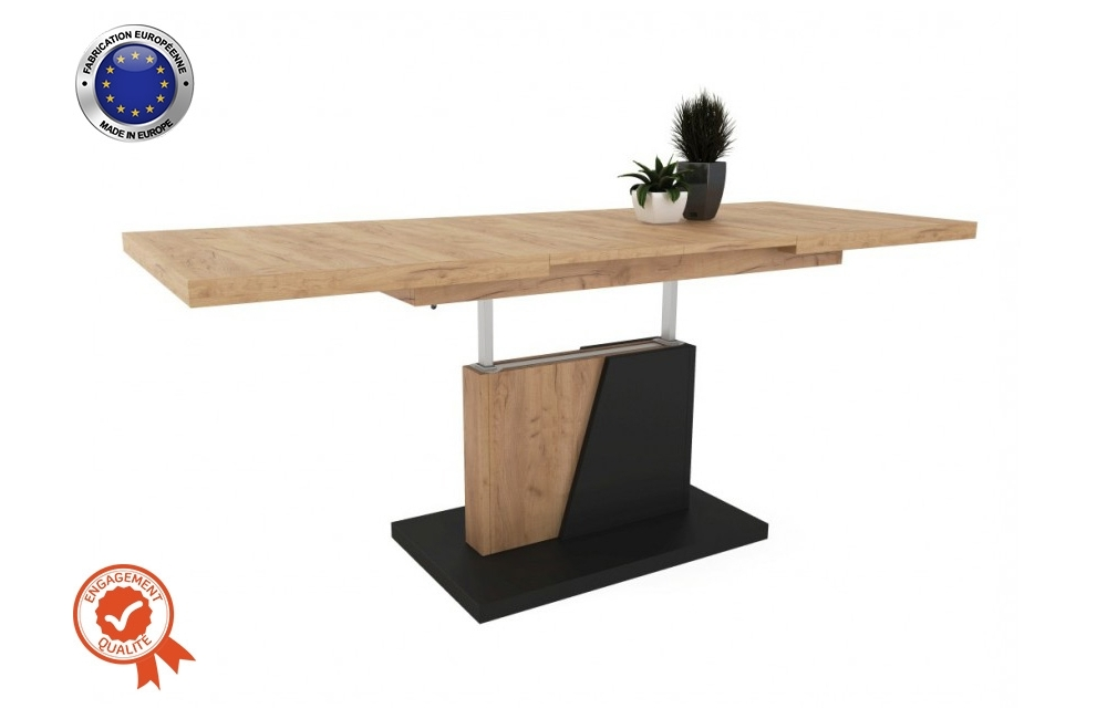Table basse relevable Alicante | Table basse relevable