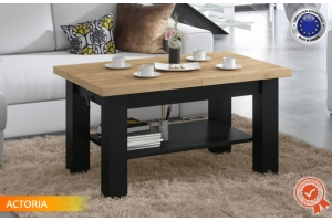 ACTORIA TABLE BASSE RELEVABLE