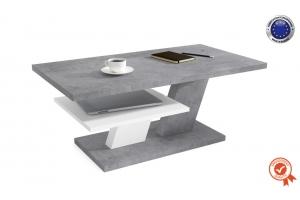 BELVEDERE BETON TABLE BASSE – 110 CM